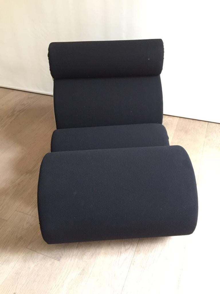 Italian Joe Colombo Tube Chair For Sale
