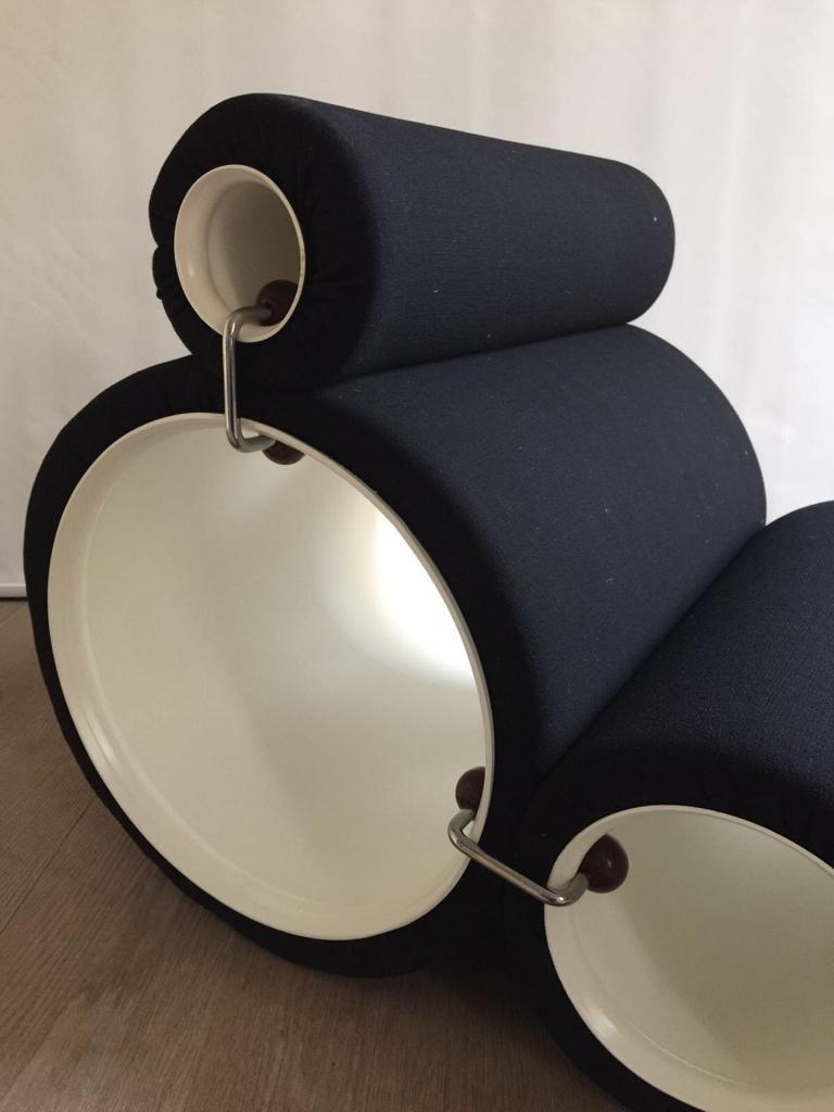 Joe Colombo Tube Chair For Sale 4