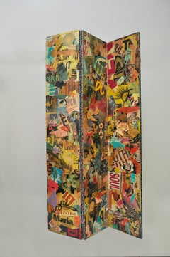 Pop Art Vintage Screen