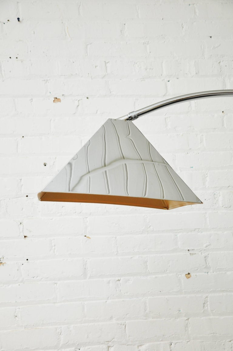 Unknown Mid-Century Arc Lamp For Sale