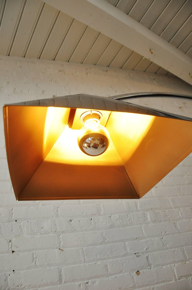 20th Century Mid-Century Arc Lamp For Sale