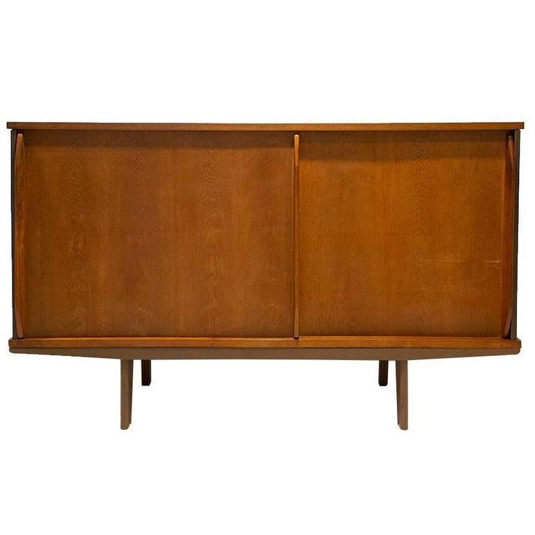 'Bahut' Cabinet Designed by Jean Prouve, circa 1950, France