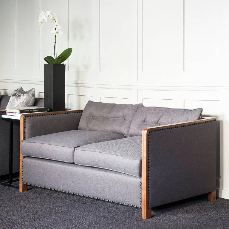 Utterly lounge worthy, the Bacco sofa design is a contemporary remodel of the iconic boxy chair.  Pushing the boundaries in design and playing around with different textures and finishes, the deconstructed Boxy Bacco sofa blends combines a chic mix