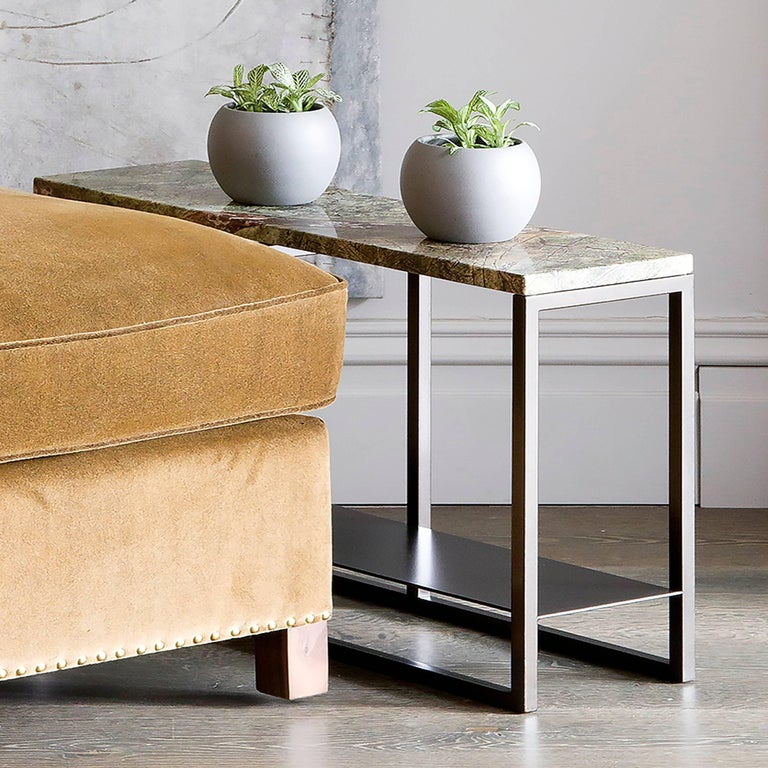 Cupid's Roman counterpart, Eros was the Greek god of sexual attraction. The Eros collection blends strong, sleek lines with luxurious materials to create a new dimension in furnishings. The overall aesthetic is sexy and desirable with a high-quality