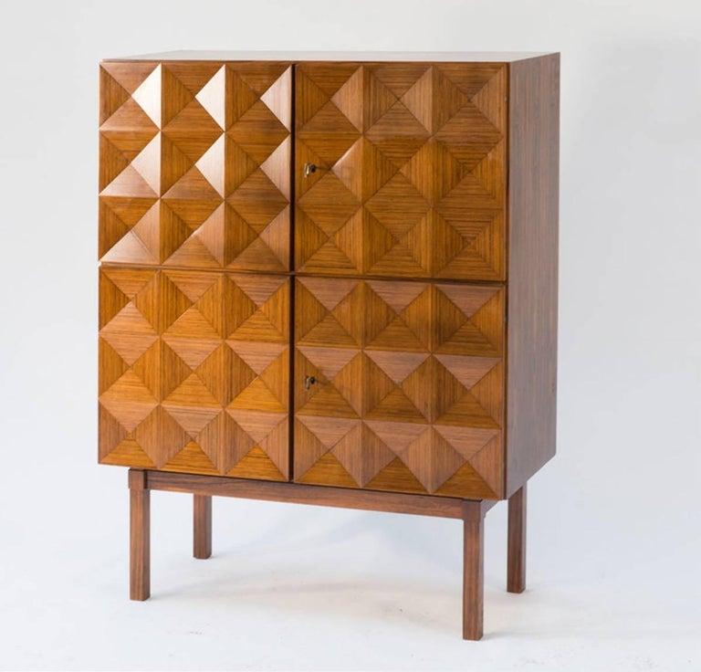 Mid Century Cabinet By Furniture Maker Franz Meyer
