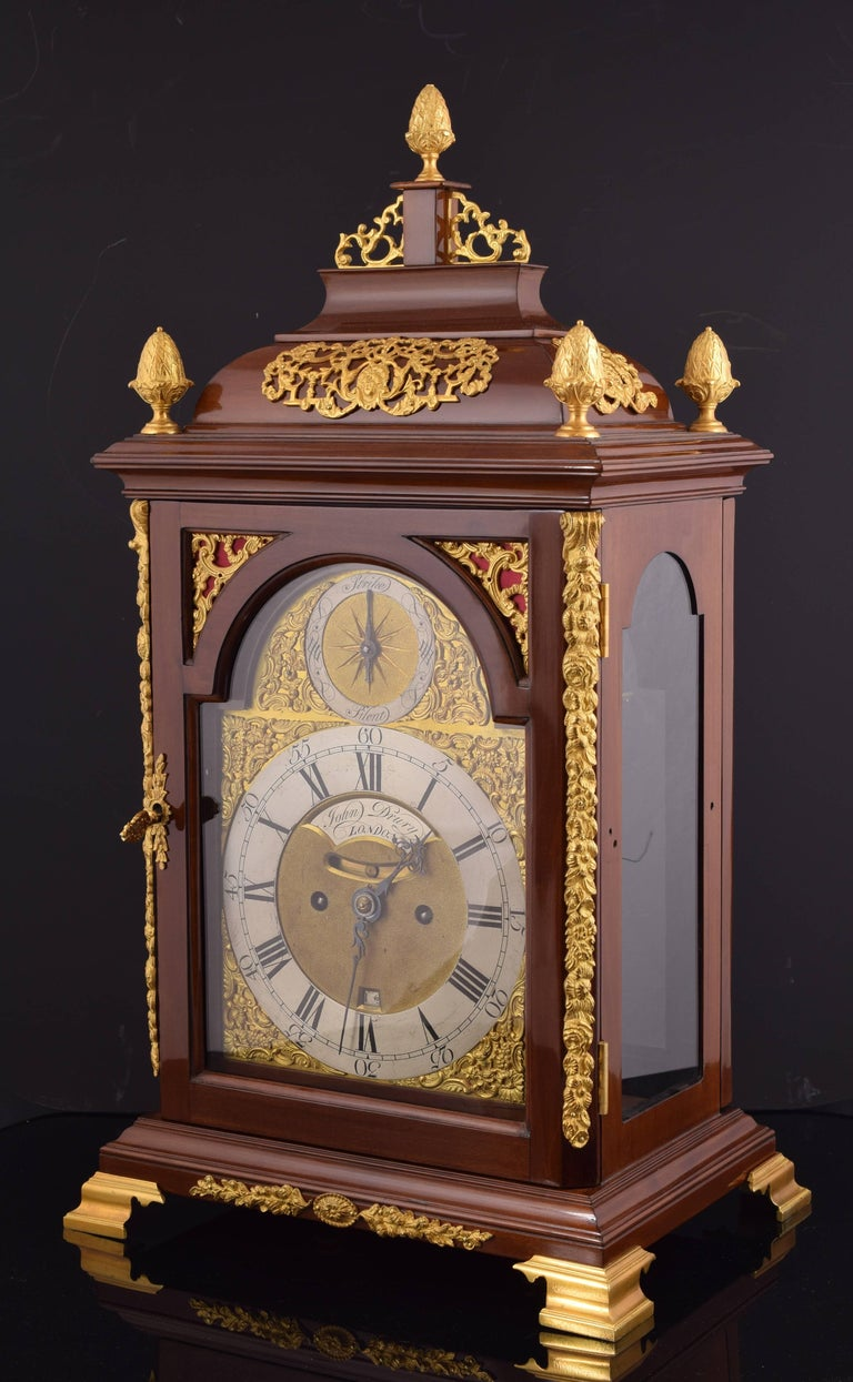 Seven bells chiming.