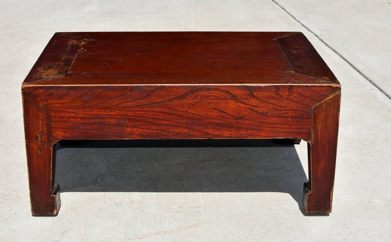 Chinese Antique Low Table For Sale