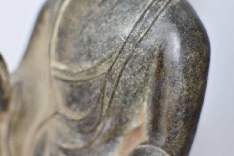 Bronze Standing Buddha Statue For Sale 1