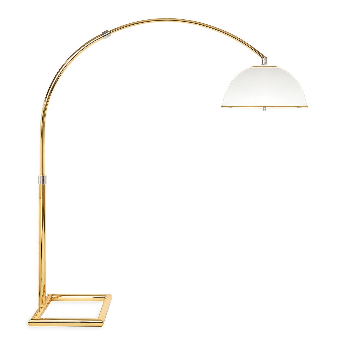 Minimalist And Modernist With Unexpected Detailsu2014our Take On The Arc Lamp