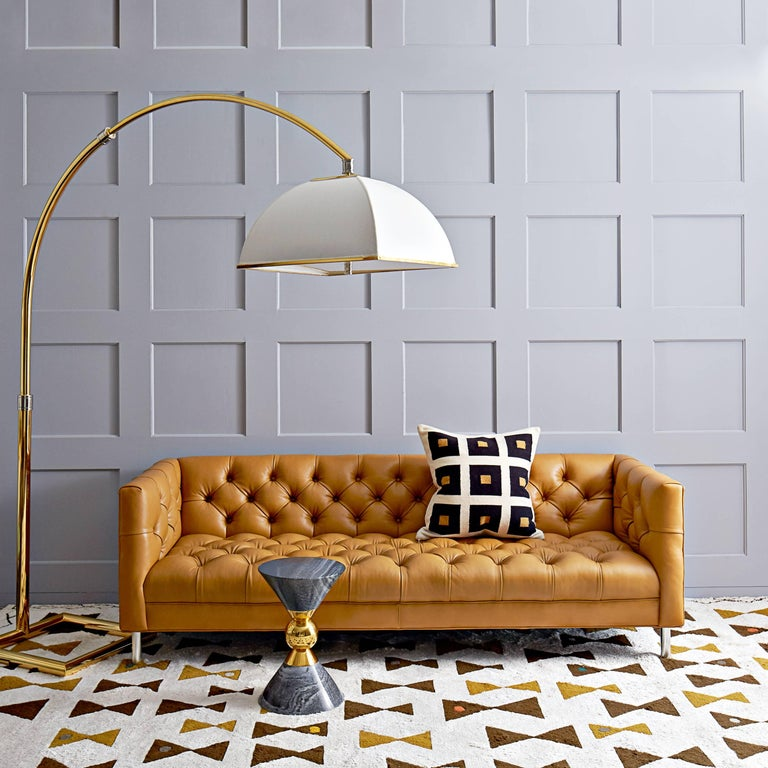 Electrum Arc Floor Lamp For Sale At 1stdibs