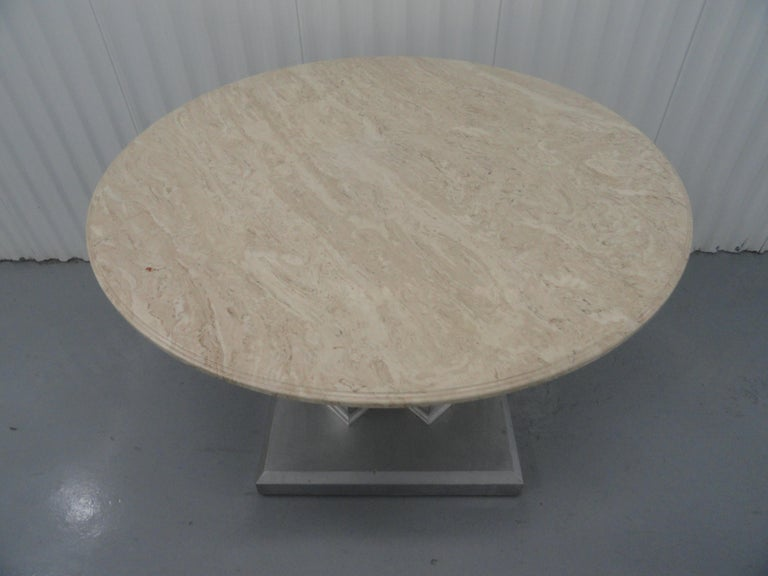 American Four-Column Table For Sale
