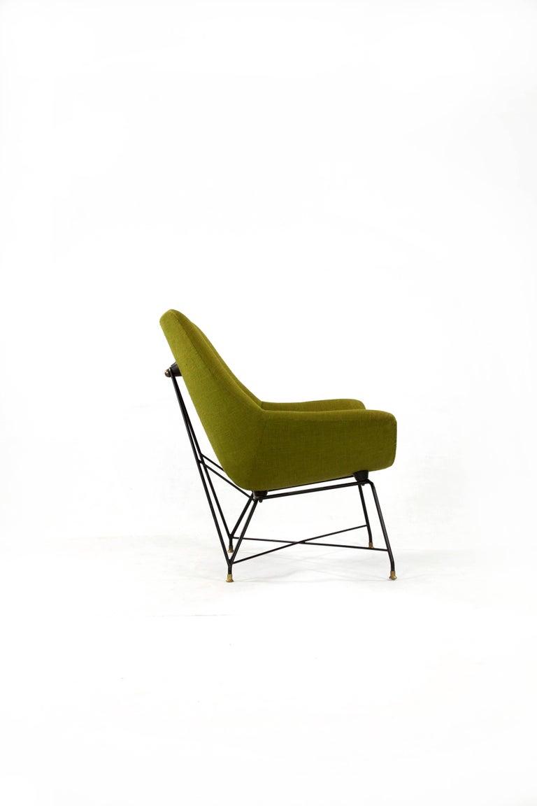 Mid-Century Modern Italian Green