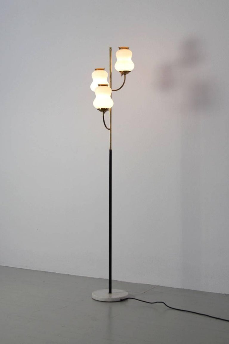 Italian Floor Lamp by Stilnovo, 1960s 3