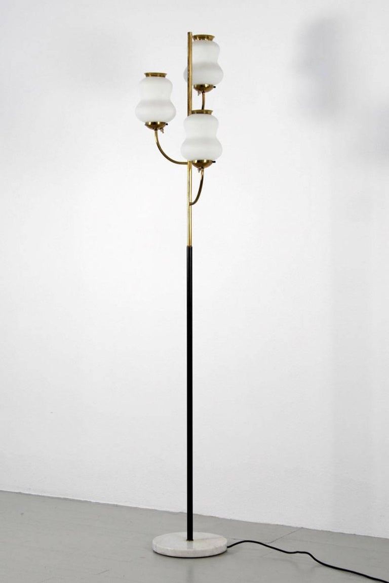 Italian Floor Lamp by Stilnovo, 1960s 7