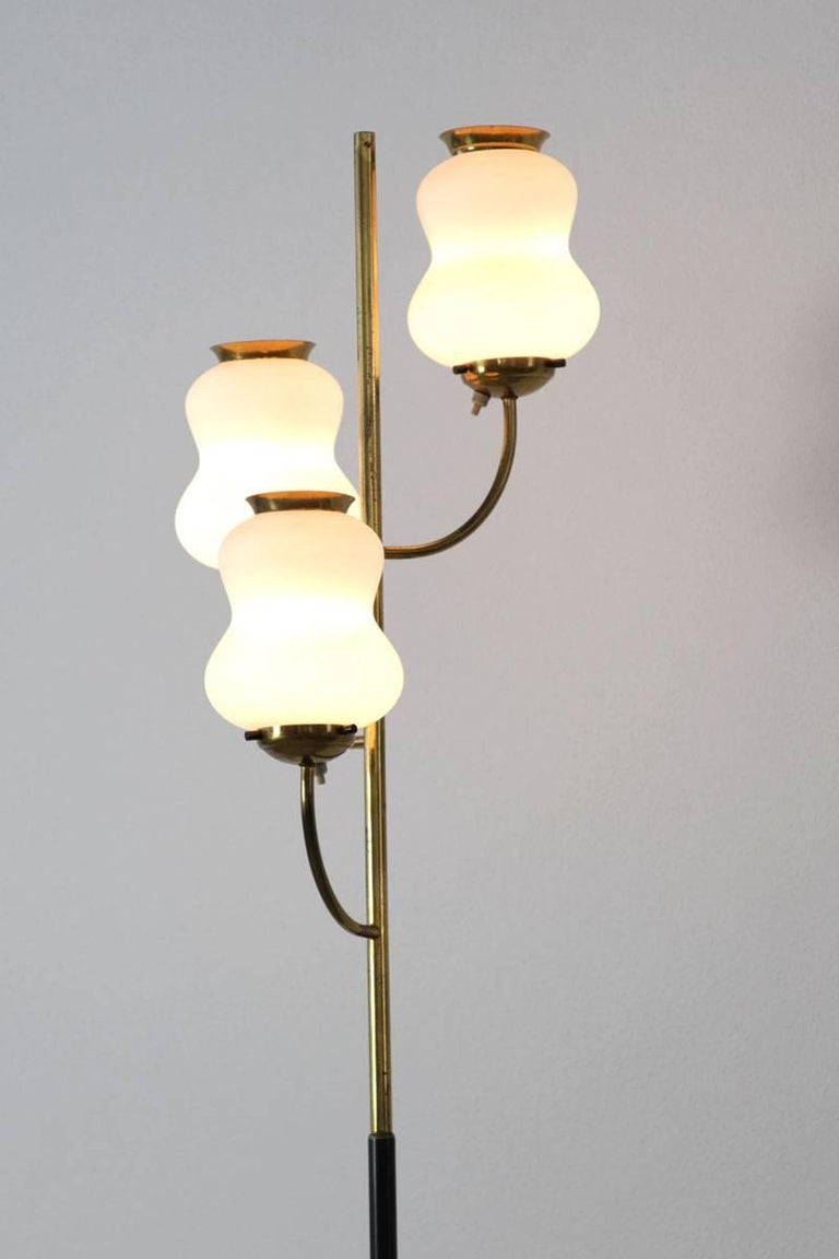 Italian Floor Lamp by Stilnovo, 1960s 6