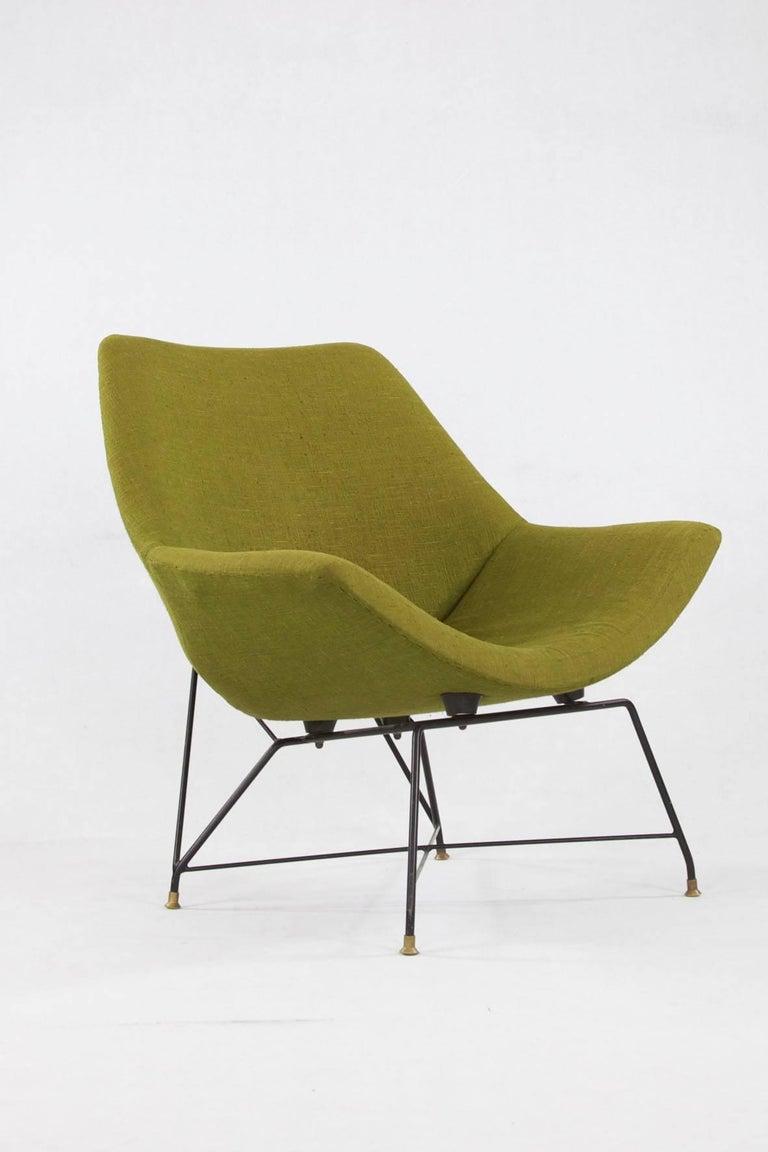 Mid-20th Century Italian Green