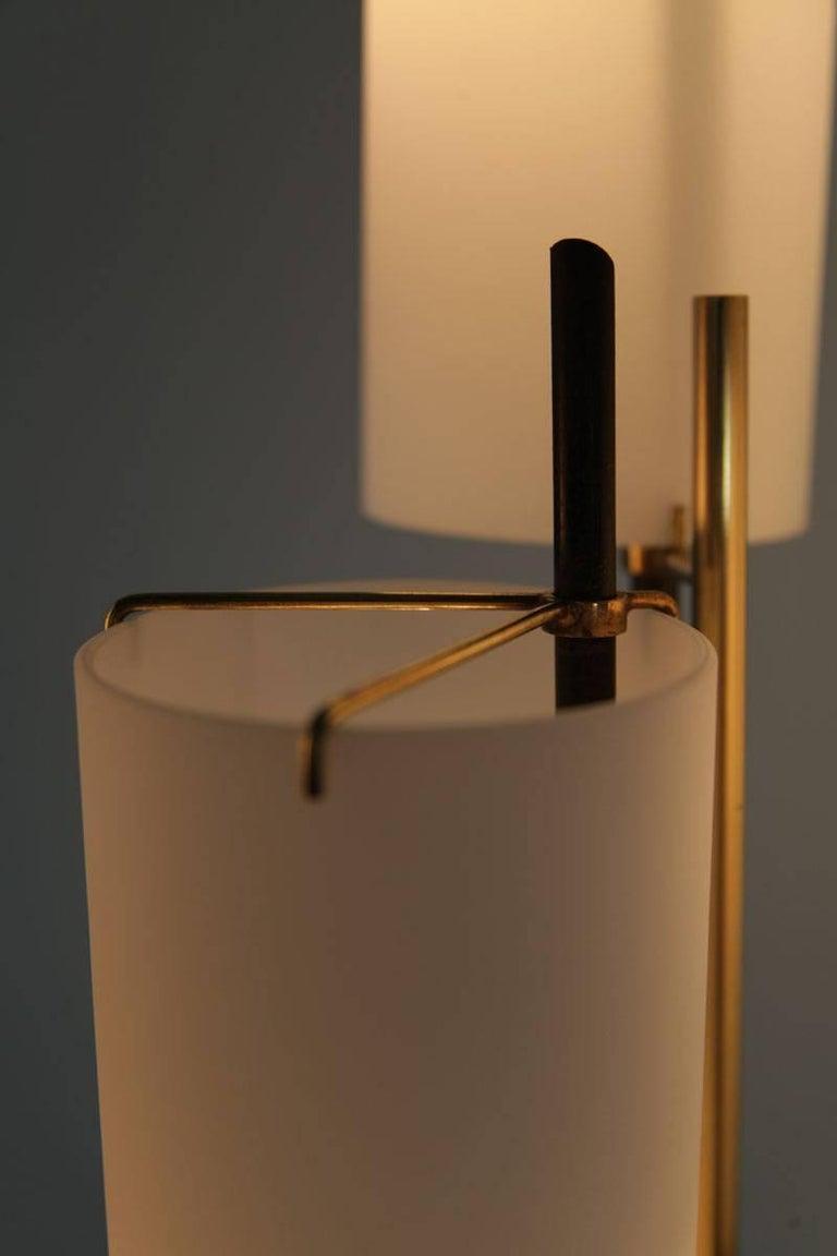 Italian Floor Lamp by Stilnovo, 1950s For Sale 3
