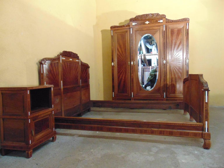 Art Deco Bedroom Suite Circa 1930 For Sale At 1stdibs