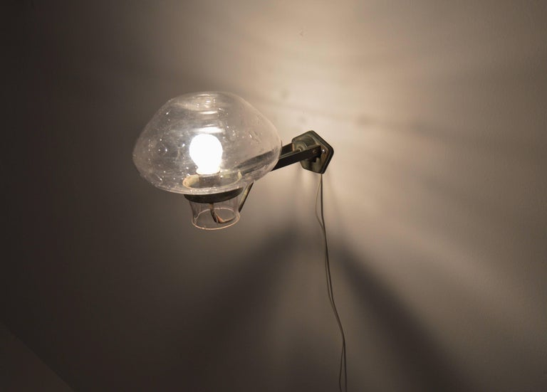 Outdoor Wall Lamp by Gunnar Asplund for ASEA, Sweden In Excellent Condition For Sale In Alvesta, SE