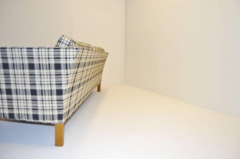 Fabric Cromwell Sofa Designed by Arne Norell For Sale