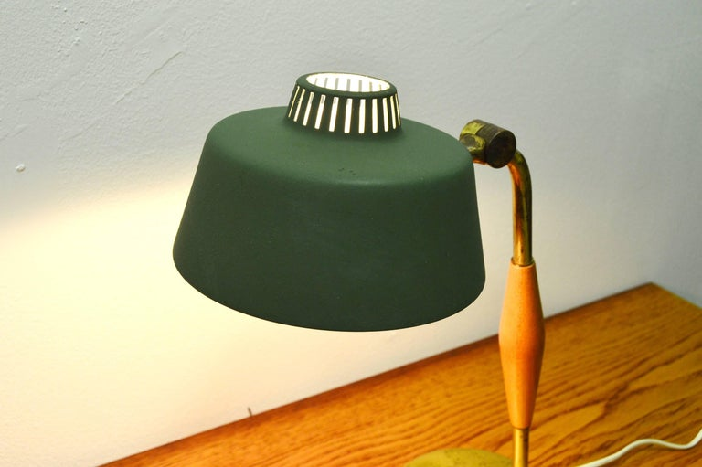 Table Lamp From Nk Nordiska Kompaniet Sweden Circa 1950
