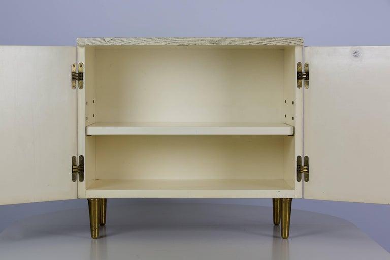 Midcentury Piero Fornasetti Trompe L'oeil Cabinet Vintage, 1960s For Sale 1