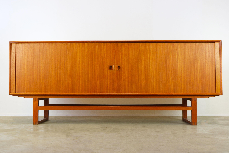 Danish Design Credenza : Danish design sideboard or credenza by axel christensen s