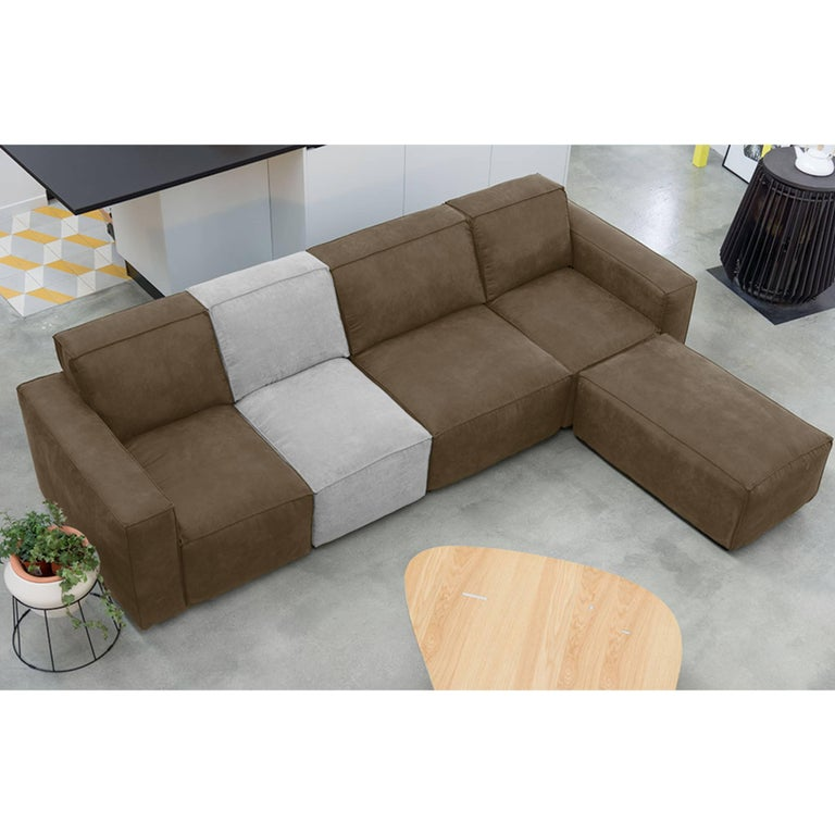Contemporary Sofa By Le Point D Fabric Or Synthetic