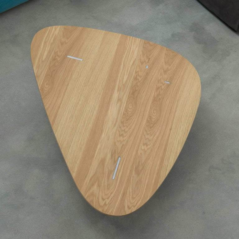 Aero, Coffee Table by Philippe Cramer for Le Point D, Contemporary Furniture For Sale 3