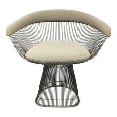 Knoll Platner Armchair Designed by Warren Platner