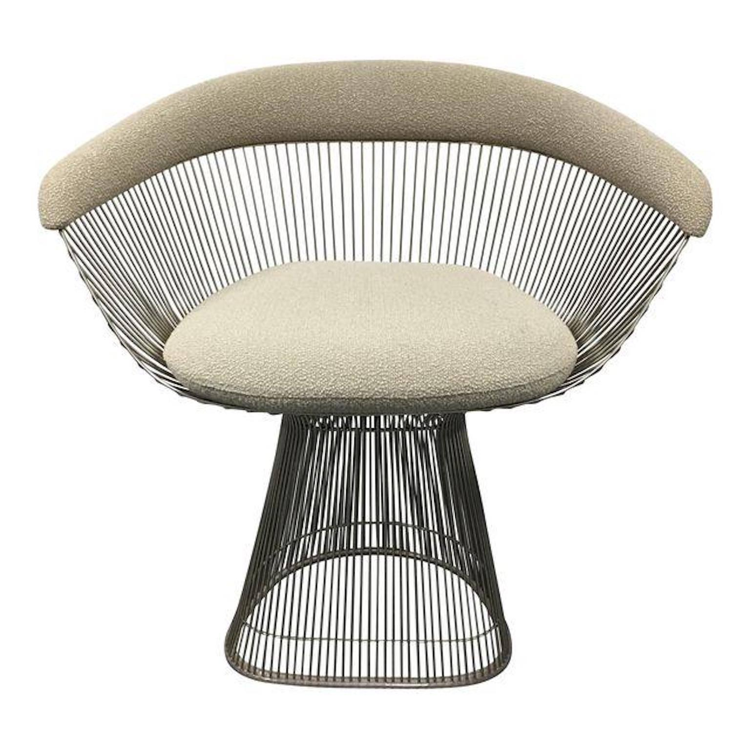 Knoll Platner Armchair Designed By Warren Platner 1