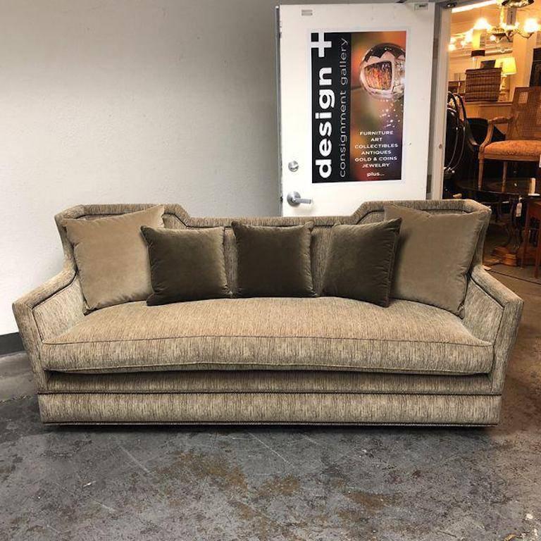 Exceptionnel Burton James 1082 Sofa For Sale 1