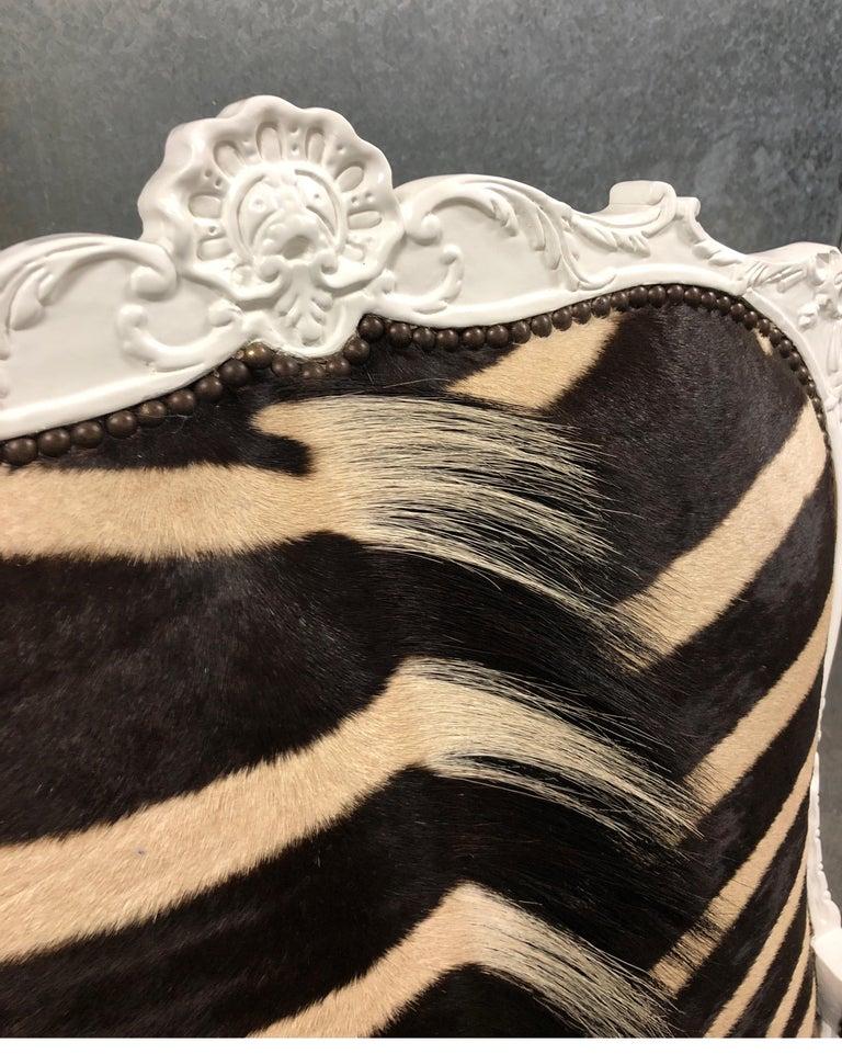 Ebanista Jesi South African Hide Armchair For Sale 1