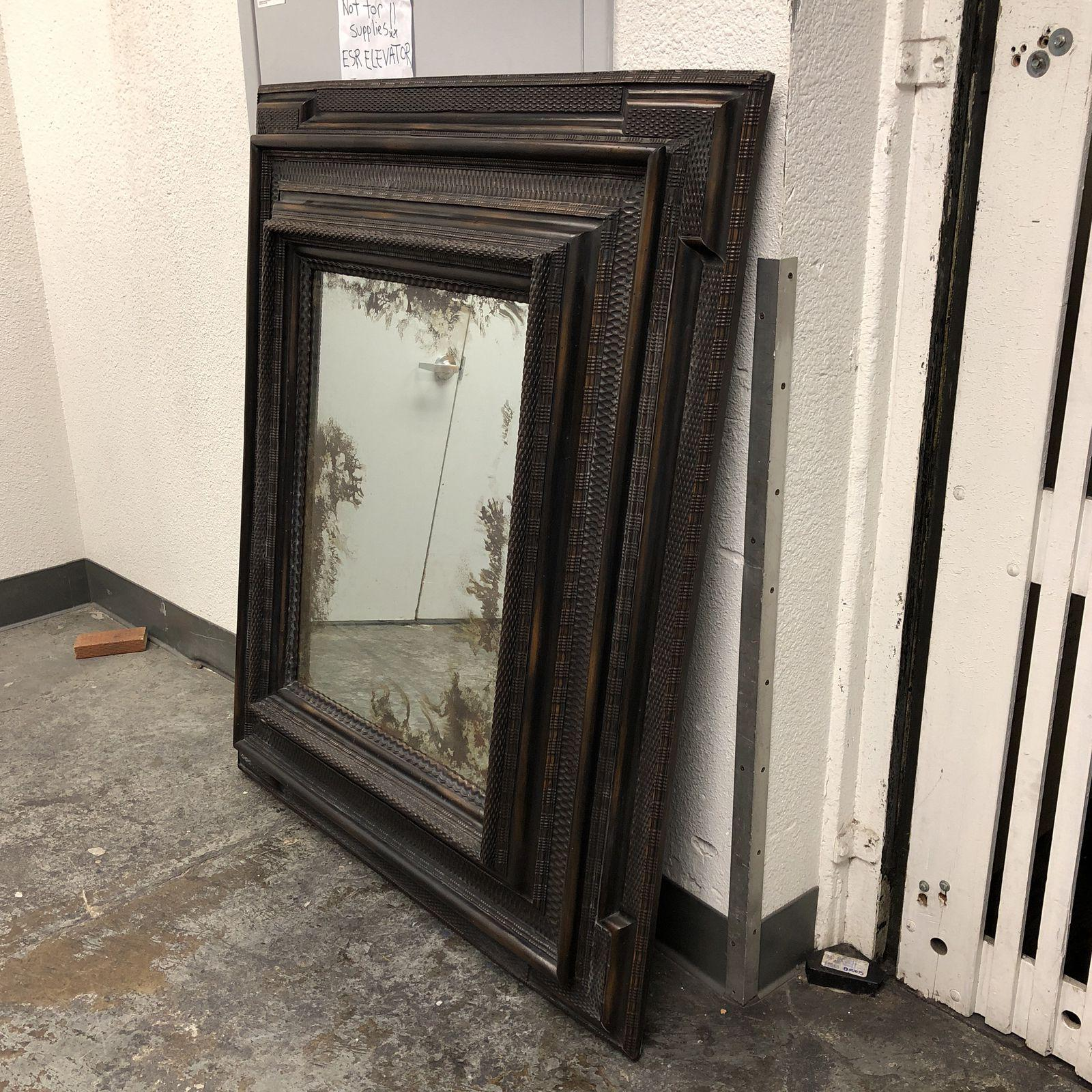 Formations Flemish Wall Mirror At 1stdibs