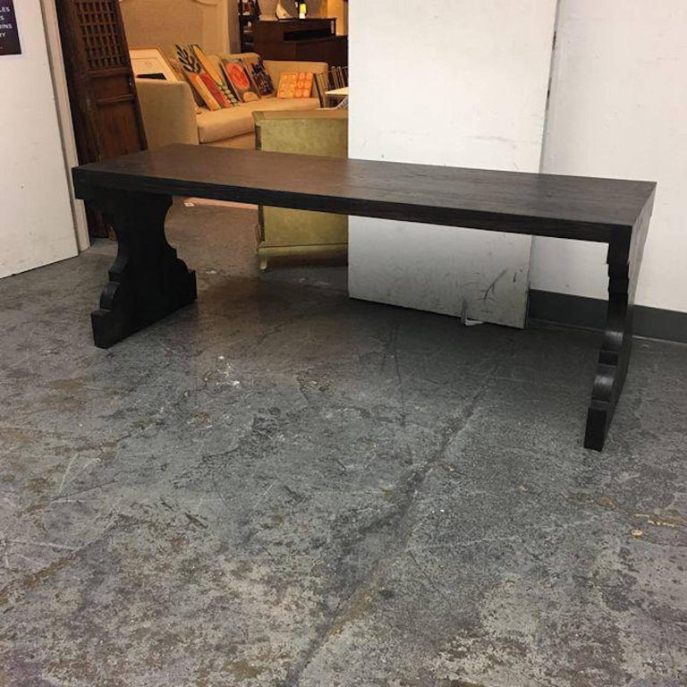 Ironies 455 Escala Console Designed By Jerry Pair At 1stdibs