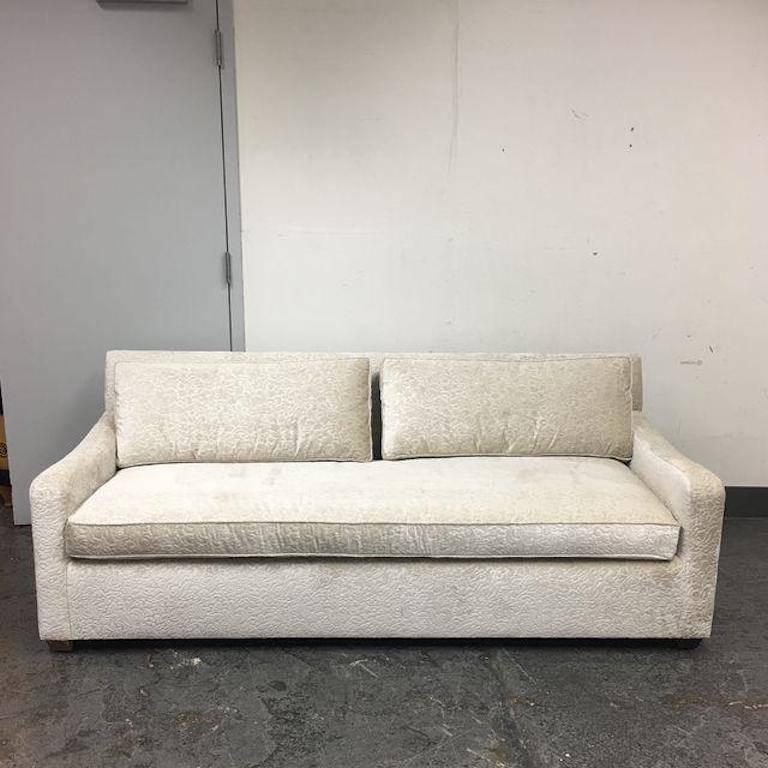 High Quality Design Plus Gallery Presents A Sofa From Fitzgerald Of San Francisco. This  Beautiful Sofa Is