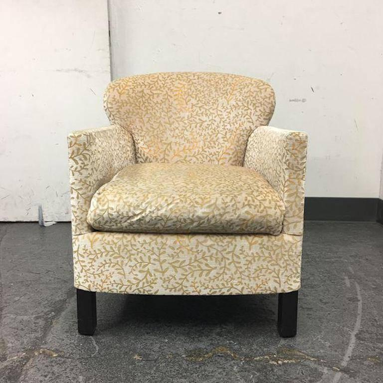 Bon A Custom Side Chair From Gerard Furniture Of Los Angeles. The Chair Has  Been Upholstered