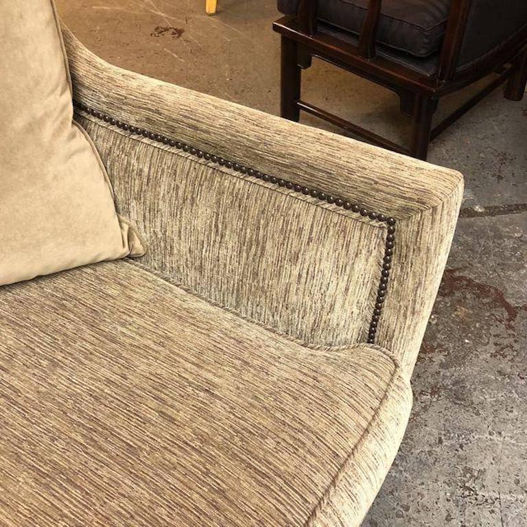 Burton James 1082 Sofa In Good Condition For Sale In San Francisco, CA