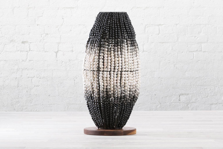 klaylife ombre handmade clay beaded floor lamp, 21st Century For ...