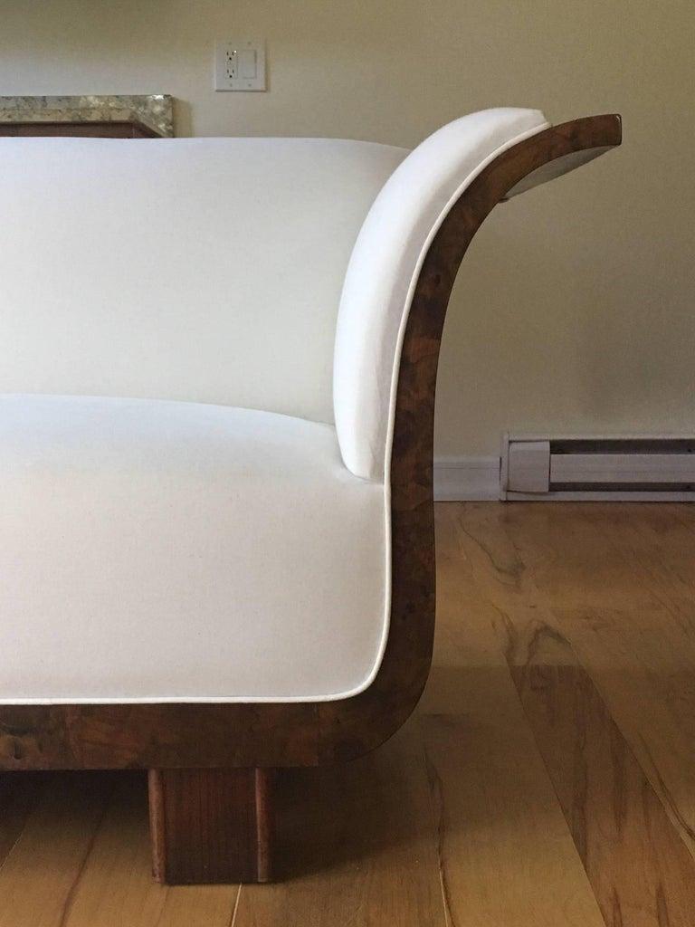 Danish Art Deco Sofa For Sale 2