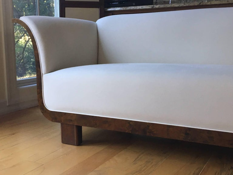 Danish Art Deco Sofa For Sale 3