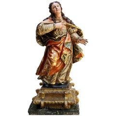 Polychrome Sculpture of the 17th Century, from the Castilian Area