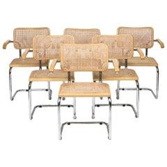 """Marcel Breuer Cane """"Cesca"""" Chair, 1970s"""