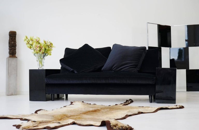 Couch design klassiker  19th Century Sofa Lota by Eileen Gray Canapé Lounge Daybed For ...