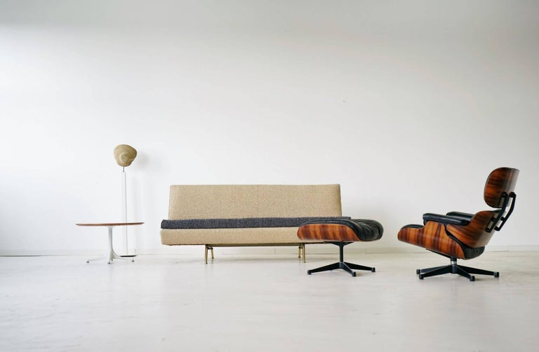Italian Arflex Sofa Canapé Daybed Sleep Bed Sofa by Marco Zanuso, Midcentury For Sale