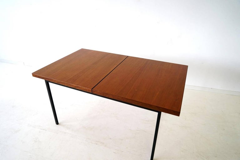 Fred Ruf Extendable Dining Table Model 413 Knoll  : DSC09435master from www.1stdibs.com size 768 x 512 jpeg 29kB