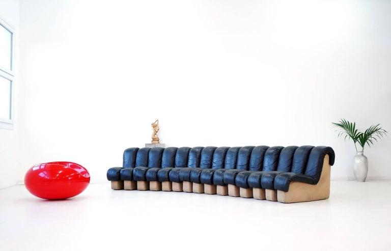 Finnish Eero Aarnio for Asko Arm Chair Red Fiberglass Pastil