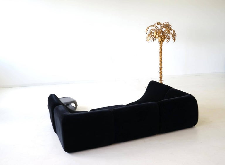sofa pool modular seating landscape and table luigi colani rosenthal germany for sale at 1stdibs. Black Bedroom Furniture Sets. Home Design Ideas