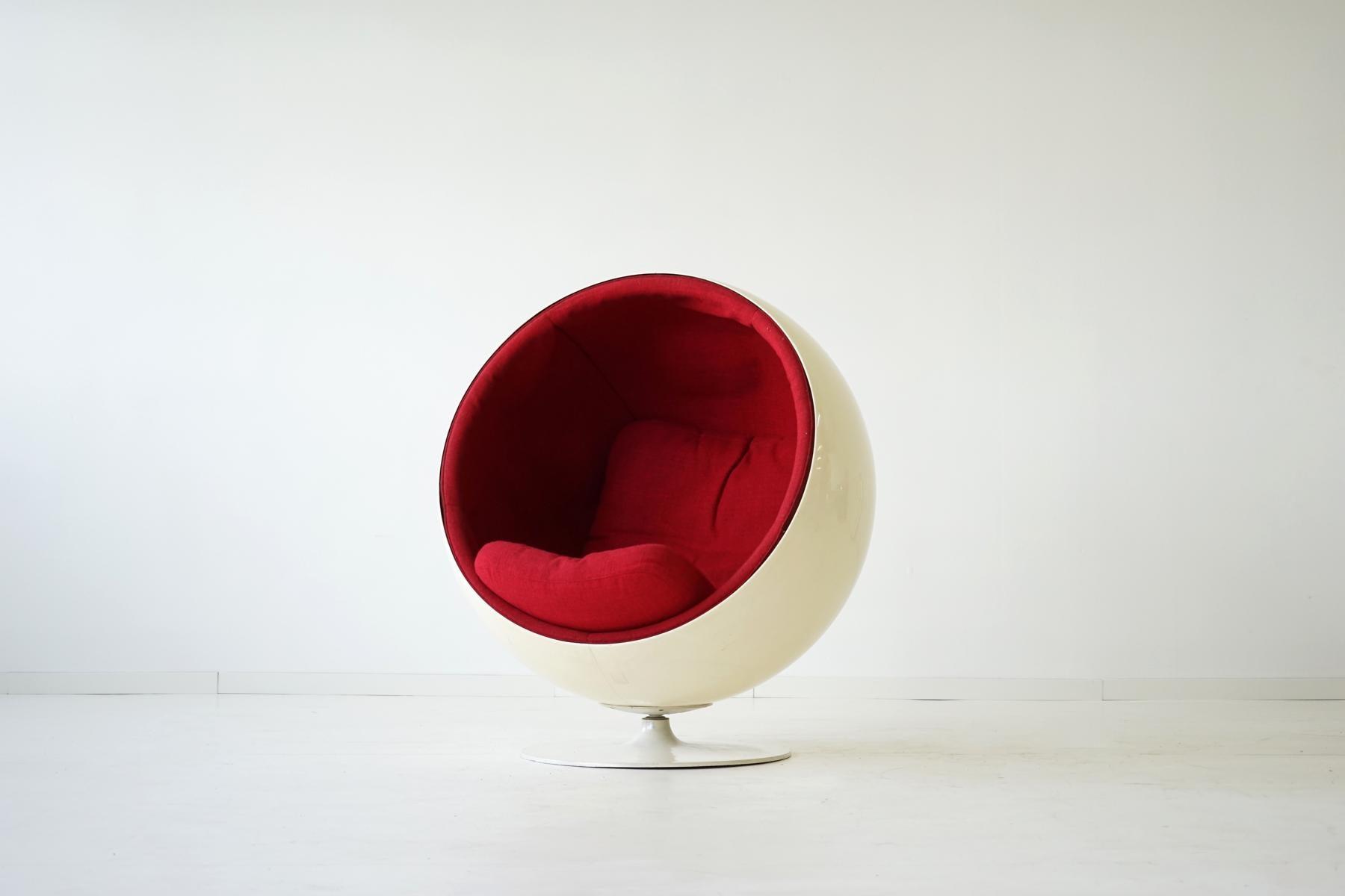 Tremendous Original Ball Chair By Eero Aarnio Asko Bei 1Stdibs Pdpeps Interior Chair Design Pdpepsorg