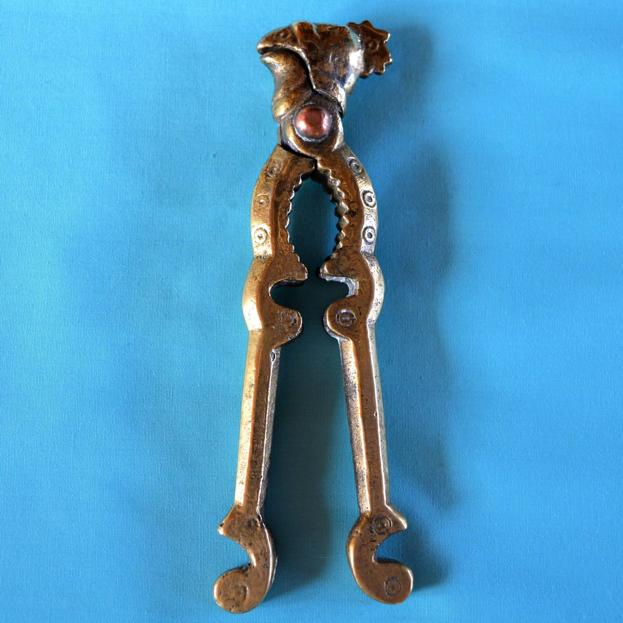 Antique Rooster Nutcracker For Sale at 1stdibs